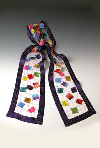 Silk Square Scarf - Santa Fe by VIDA VIDA 9MPiLSe